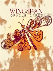 Wingspan Oracle Card Deck